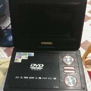 Deffective Portable Dvd