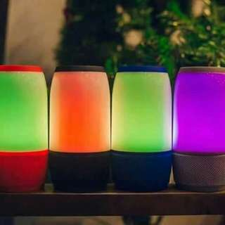 Mini Pulse3 bluetooth speaker