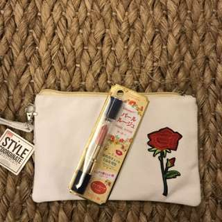 Lipstick and Pouch Set