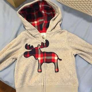 Jacket With Hood, baby hoodie