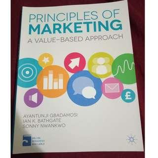 Principles of Marketing: A Value-Based Approach by Ayantunji Gbadamosi, Ian Bathgate, Sonny Nwankwo