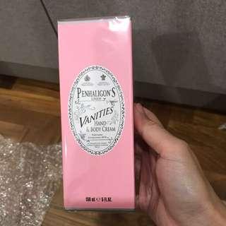 BN Penhaligon's Vanities Hand & Body Cream