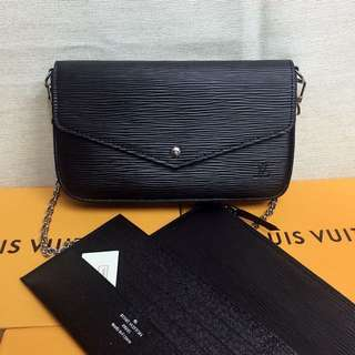 Louis Vuitton 3-in-1 bag, pouch and wallet