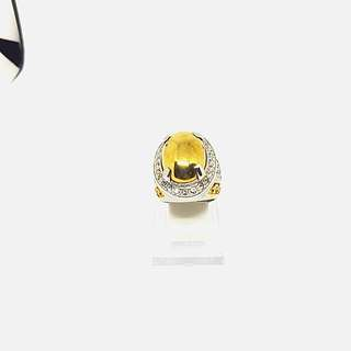 cincin pusaka besi kuning (NFS)