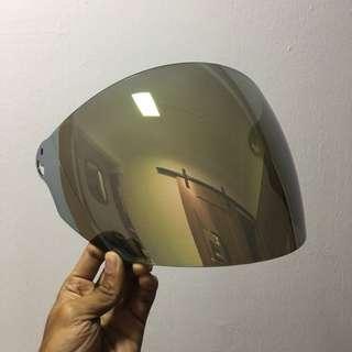TRAX TR06RR Golden Visor