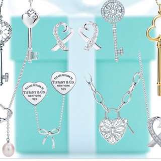 WTB Tiffany & Co jewellery authentic only