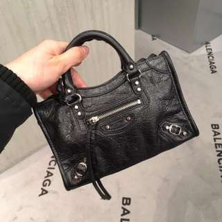 Balenciaga crossbody mini bag 斜咩袋