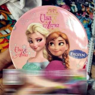 Baby Kids Plate/Hello Kitty Melody Frozen Dish Plate
