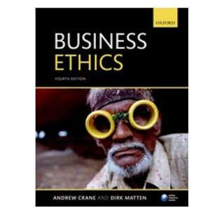 Business Ethics - Fourth Edition