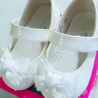 Korean style princess flat cover shoes
