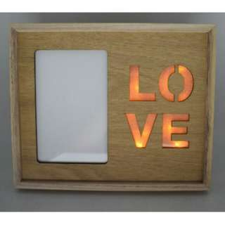 Ligh Picture Frame (LOVE)