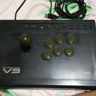 Ps4 Playstation, Legacy Hori V3 Fighting Stick