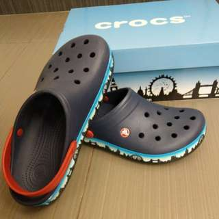 Limited Edition Crocs Mens M10/W12
