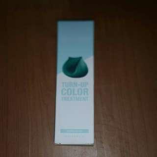 韓國染髮霜green blue