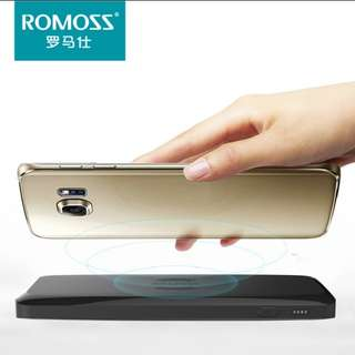 Rmoss wireless charging and power bank 5000 mAh