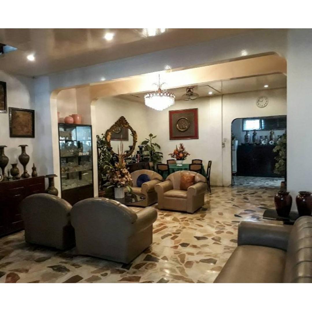 NEAR QUEZON AVE 201SQM SINGLE ATTACHED Quezon City House and Lot Sale