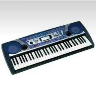 Rent A Yamaha PSR260 Keyboard
