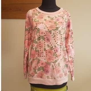 Nevada Roses Sweater