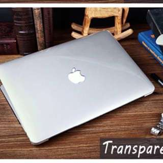 MacBook Pro 13 Clear Case with transparent keyboard cover
