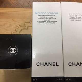 Chanel empty box