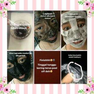 ACTIVATED CHARCOAL / CHARCOAL POWDER / BAMBOO ACTIVATED POWDER [50gr]