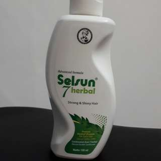 Shampoo sampo selsun anti rontok