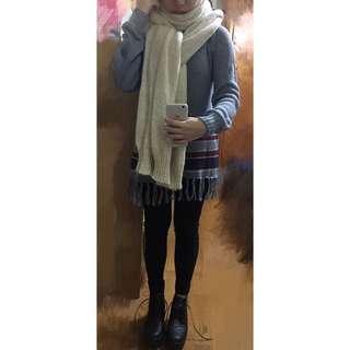 [全新] 超暖長版圍巾。代賣🔆