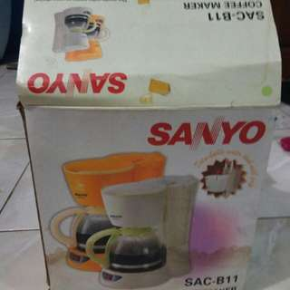 Sanyo coffe maker Sac B11