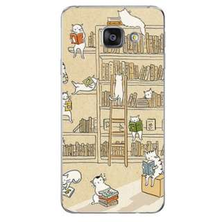 Cat City Phone Cover for Samsung Handphone 6