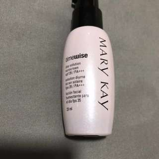 Authentic Marykay Timewise DaySolution Sunscreen