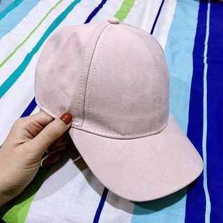 🚚 H&M 麂皮棒球帽✨原價590