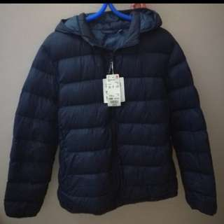 Uniqlo Winter Jacket - Dark Blue #15off