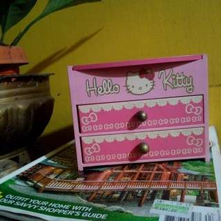 Hello Kitty Mini Drawer