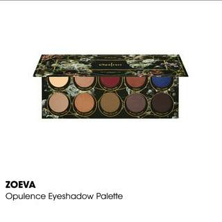 Original Zoeva Opulence Eyeshadow