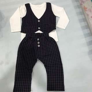 Baju formal set