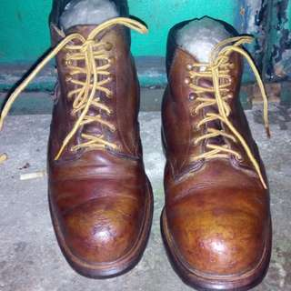 #reprice Red Wing redwing shoes 2245 Steel toe