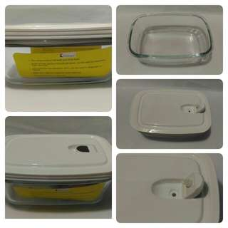 2pc Microwavable Storage Container (Multipurpose)