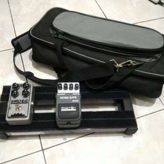 Pedalgrill with softcase