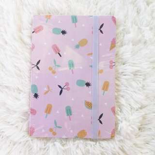 Summer Design Pink Journal