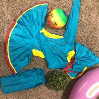 8yrs old Girl's Swimming Suit