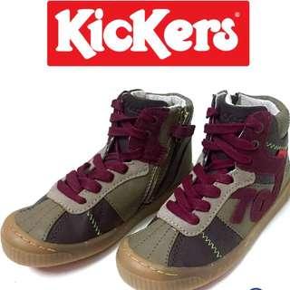 Kicker 皮鞋