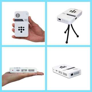 LED pico pocket projector