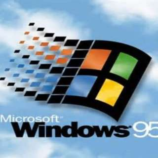 Windows 95 Computer PC