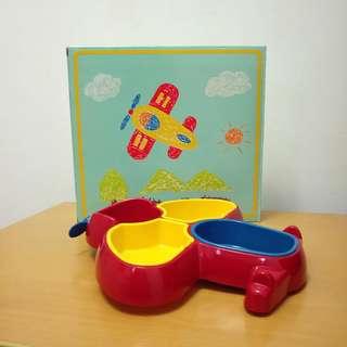 PECOWARE兒童造型餐盤