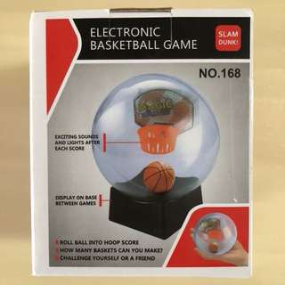 BN 🏀Slam Dunk Electronic Basketball Game C/W Light + Music/ Sound (Children/ Kids Toy)🏀