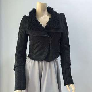 Romwe Black Jacket