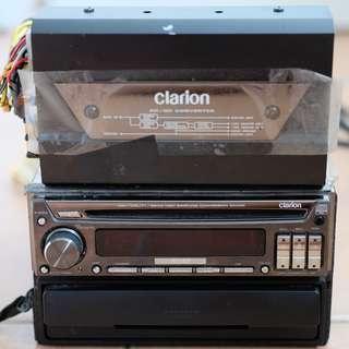 Clarion HX-D2