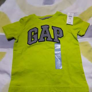 No further discount. 100% auth & bn gap tee for baby