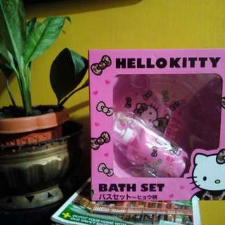 Hello Kitty: Bath Set