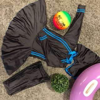 Girl's Swimming Suit
